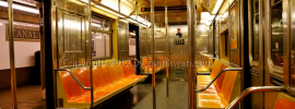 The Empty R Train